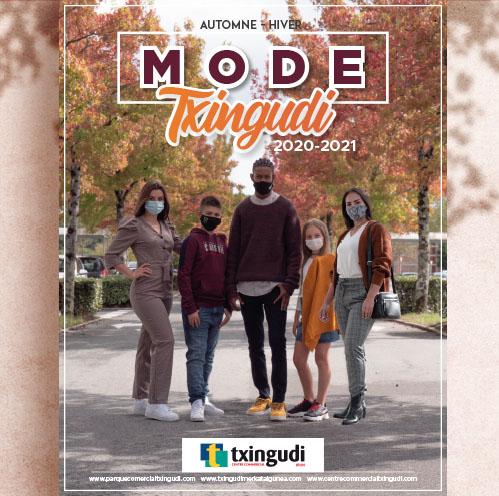 Catálogue de mode automne-Hiver Txingudi