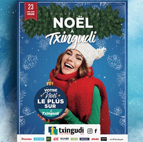 Trouvez votre Noël à Txingudi
