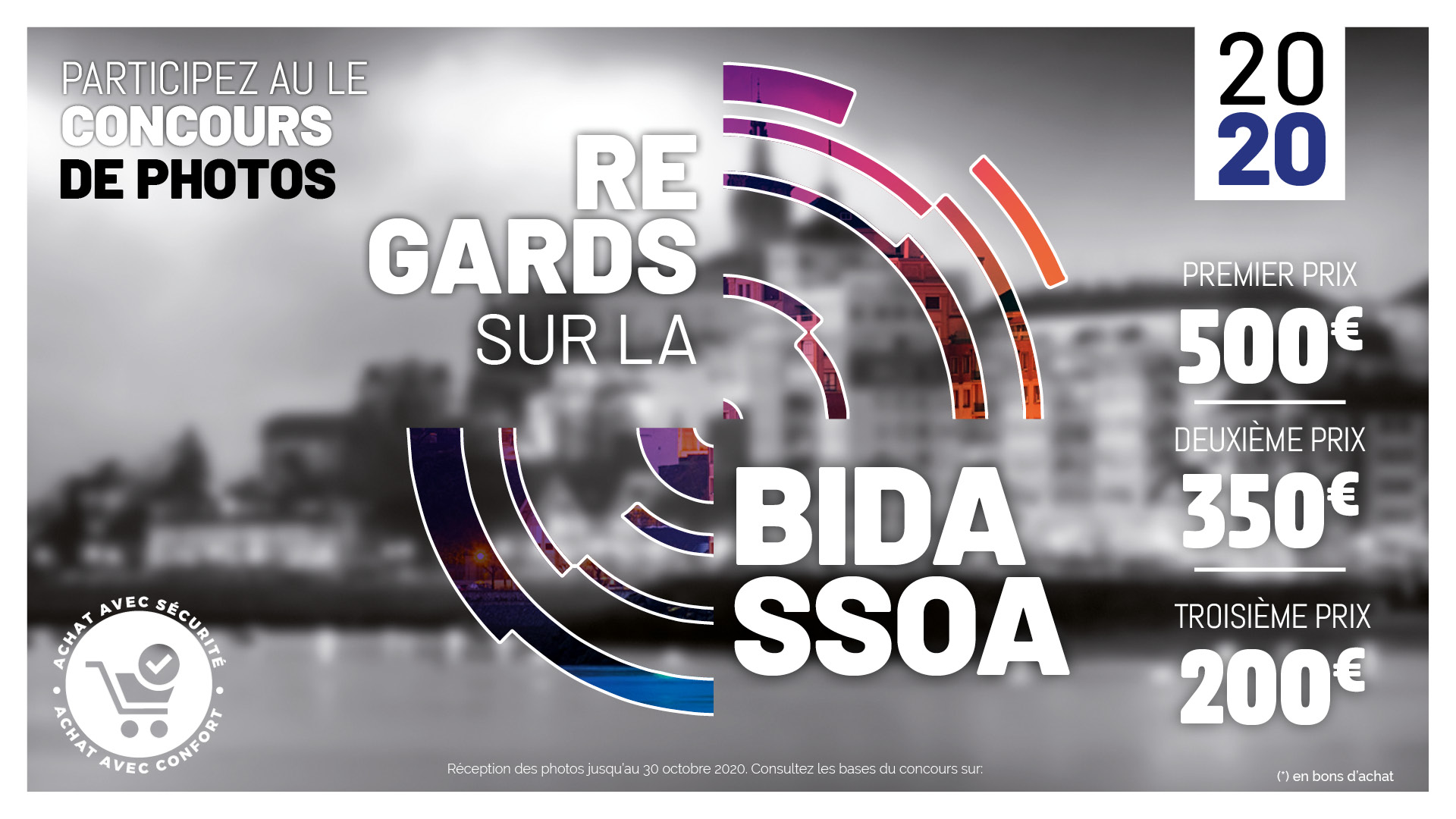 concours photo « REGARDS SUR LA BIDASSOA 2020»