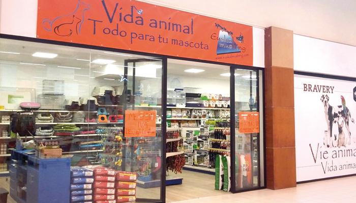 Euskal Mushing Vida Animal ouvre sa boutique dans le Centre Commercial Txingudi
