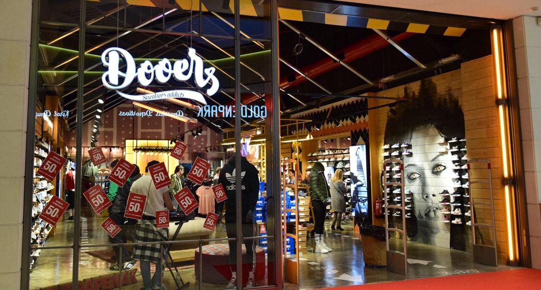 Dooers Sneakers ouvre sa nouvelle boutique à Txingudi