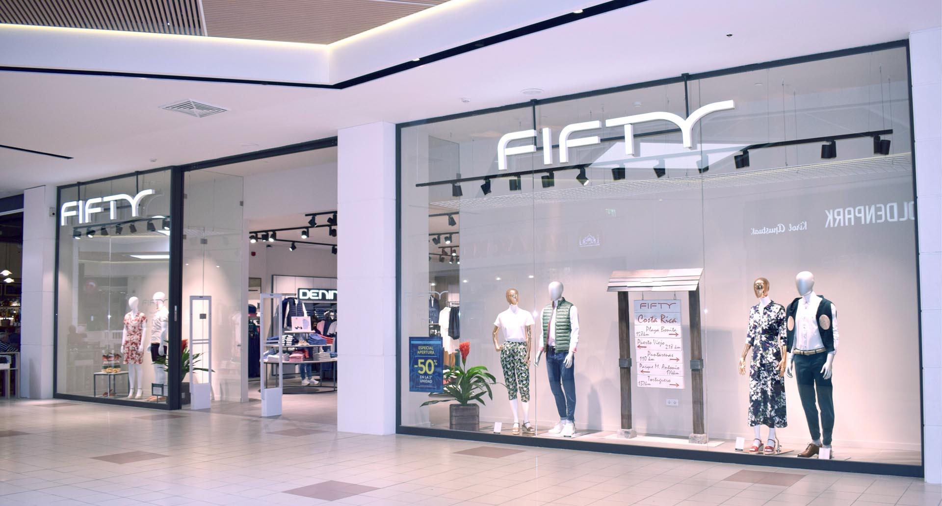 Fifty ouvre sa nouvelle boutique au centre commercial Txingudi