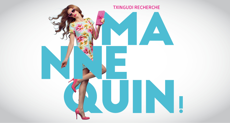 Txingudi recherche mannequin 2019