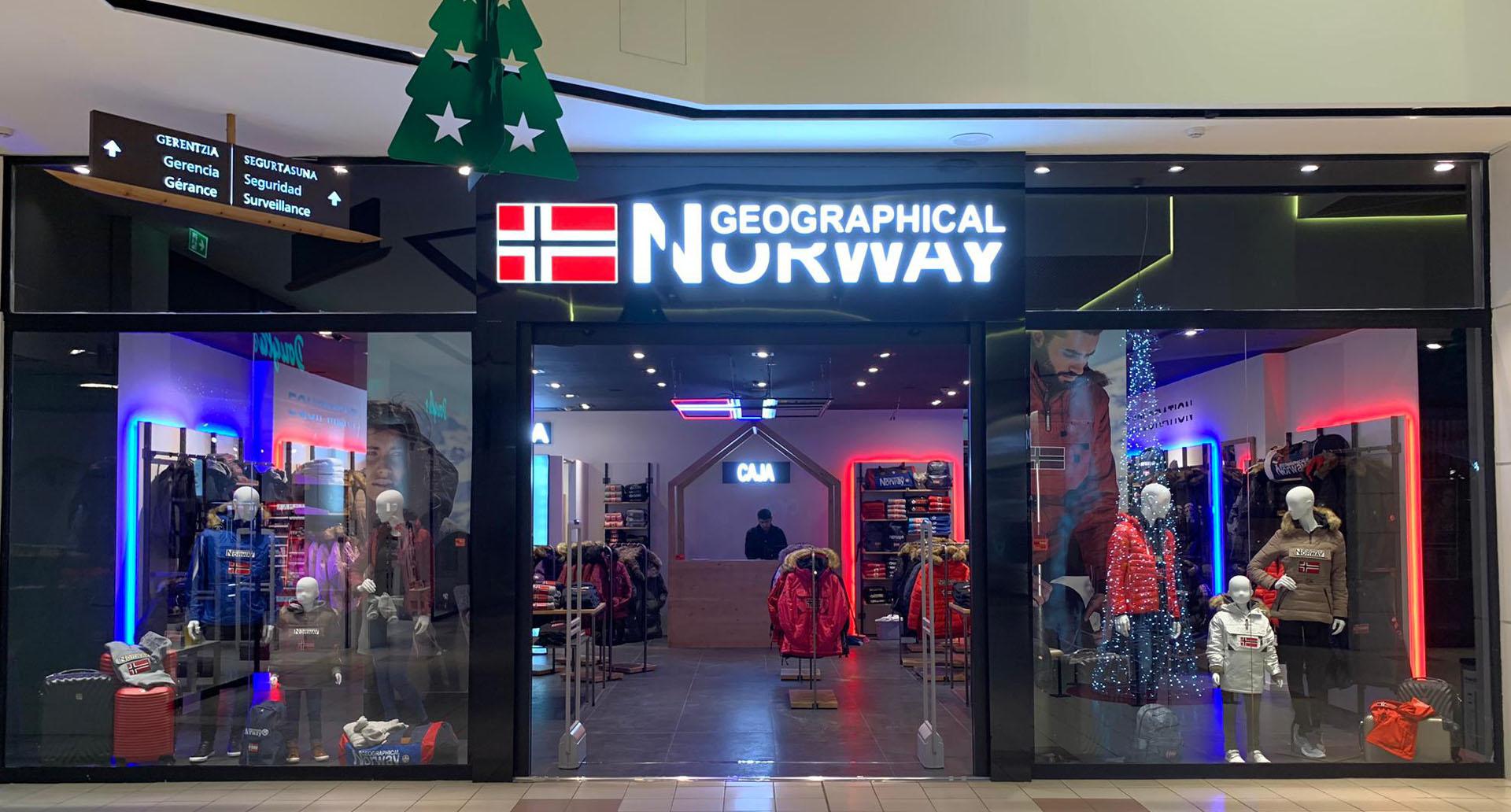 Ouverture d'une nouvelle boutique à Txingudi : Geographical Norway