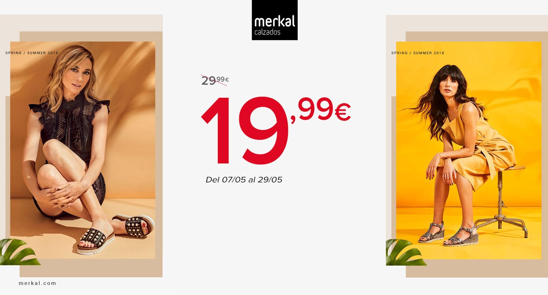 Merkal Calzados: Spring/Summer 2018